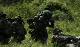 Huancavelica: revelan imágenes de policías asesinados en atentado