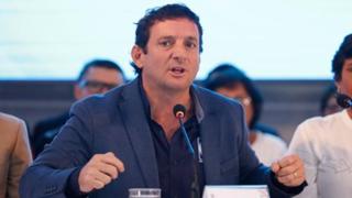 Renzo Reggiardo lidera las preferencias para la alcaldía de Lima, según GFK