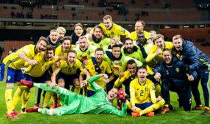 Análisis de las figuras de Suecia que enfrentarán a la Selección Peruana