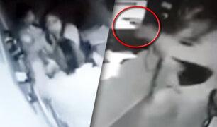 Piura: cámara de seguridad capta violento asalto en hotel
