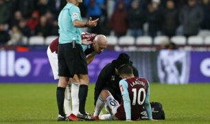 Manu Lanzini se lesionó y no podrá jugar en el Mundial Rusia 2018