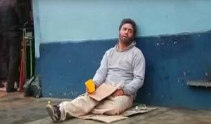 ¿Sabe usted cuánto gana un mendigo al día en Lima?