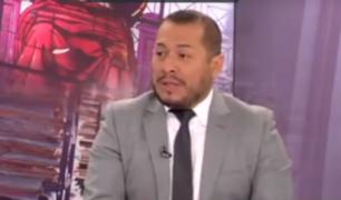 "Salas sobre fiscal Toledo: ""Será investigada por presunto delito"""