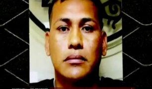 La caída de Omar Rossi: brazo armado de 'Barrio King' se dedicaba a la extorsión