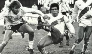 Rubén 'Panadero' fue el último capitán peruano que fue al Mundial