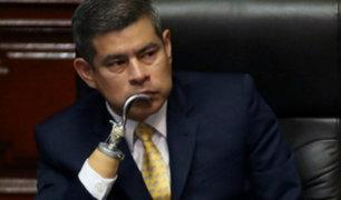 Ipsos: Aprobación de Luis Galarreta cae a 13 por ciento