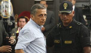 Sancionarían a Antauro Humala por planear usar penal con fines políticos