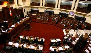 Ministros de Transportes y Vivienda asisten hoy a Comisión de Presupuesto del Congreso