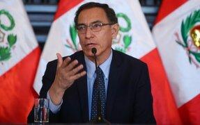 Aprobación a gestión de Vizcarra pasó de 47% a 29%, según GFK