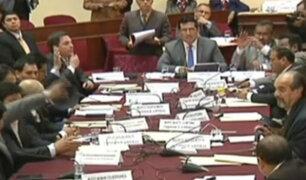 Comisión de Transportes del Congreso aprobó ley sobre publicidad estatal