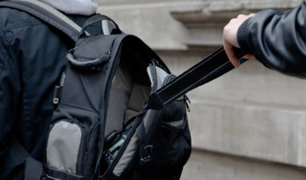 Cusco: hombre de 62 años es capturado tras robar mochila