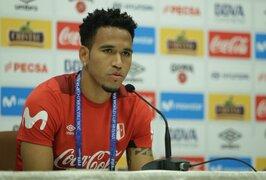 """Pedro Gallese dice que """"el objetivo de Perú es pasar la primera fase"""""""