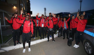 Perú vs Dinamarca: La selección peruana ya está en Saransk