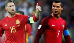 España vs. Portugal: ambos bandos juegan este viernes por Grupo B