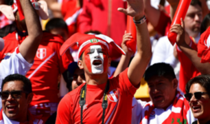 La fiesta del Mundial se vive a lo ancho y largo del país