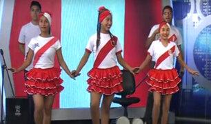 Perú vs. Dinamarca: así se vive la previa en Panamericana