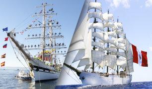 Velas Latinoamérica 2018: en aguas de Miraflores y Callao se realizará desfile de buques a vela