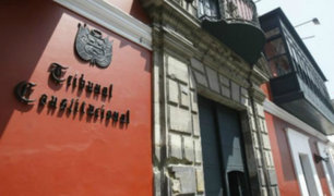 """TC: magistrado Carlos Ramos admite """"ciertas fricciones"""""""