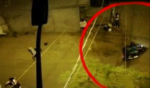 SMP: ciudadano extranjero es asesinado a balazos por dos sujetos
