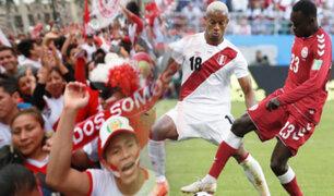 Así se vivió en el Perú, el regreso de la Bicolor a los mundiales