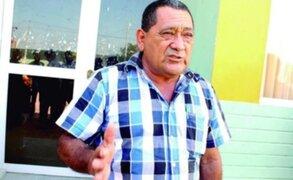 Tumbes: alcalde de San Jacinto es condenado a tres años de prisión efectiva