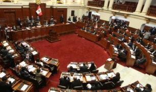 Congreso: algunas bancadas presentarían acción de inconstitucionalidad contra 'Ley Mulder'