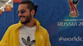 Roban 800 mil dólares a cantante Maluma en Rusia