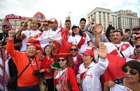 Perú vs Francia: hinchas toman Ekaterimburgo a un día de trascendental encuentro
