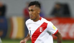 ¿Renato Tapia podrá jugar ante en el partido Perú vs Francia?