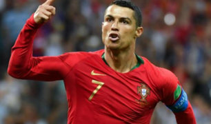 Cristiano buscará extender su racha goleadora frente a Marruecos
