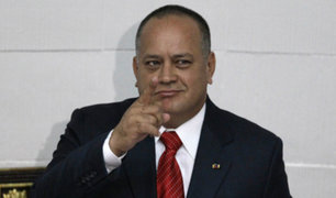 Venezuela: Diosdado Cabello asume presidencia de la Asamblea Constituyente