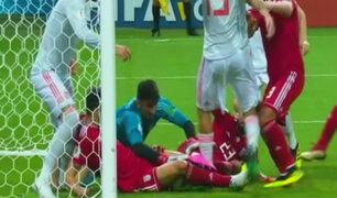 Resumen de la jornada: Furia Roja vence con un gol a Irán
