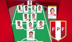 Perú vs. Francia: esta es la alineación confirmada de la Bicolor
