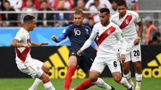 Mundial Rusia 2018: Perú pierde 1-0 ante Francia