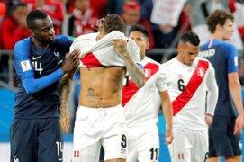 FOTOS: Jugadores de la bicolor estuvieron inconsolables tras eliminación