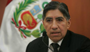 Exfiscal supremo Avelino Guillén señaló que juez Concepción debería seguir en caso Humala - Heredia