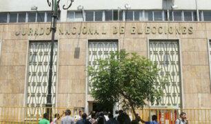 Candidatos con antecedentes judiciales podrían aspirar a alcaldía de Lima