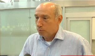 Embajador peruano en Israel pide disculpas a trabajadores y a Canciller