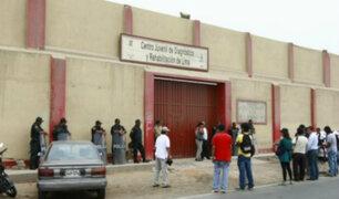 Maranguita: se registra tercer motín en centro de rehabilitación lo que va del año