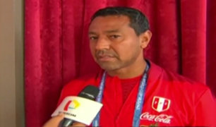 """Nolberto Solano: """"Queremos terminar el Mundial sacando un buen resultado"""""""