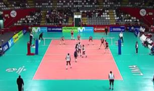 Challenger Cup: Perú clasifica a semifinales tras vencer 3-0 a Hungría