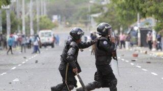 Bebé de un año recibe disparo en la cabeza durante enfrentamientos en Nicaragua