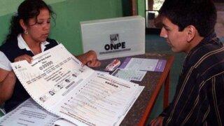 29 locales de votación han sido cambiados en todo el Perú