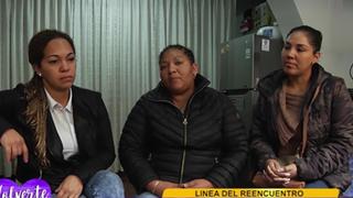 Cuatro hermanas se unen para buscar a su madre, a quien no ven desde hace 31 años