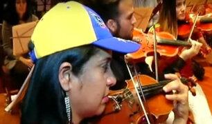 La orquesta sinfónica de Venezuela: ellos cambiaron las arepas por la música