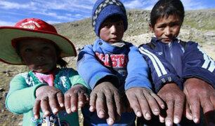 Únete a la campaña Tu Solidaridad Abriga y colabora con nuestros hermanos de Puno