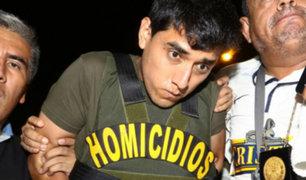 Caso Yactayo: PJ confirma condena de 18 años contra Wilfredo Zamora