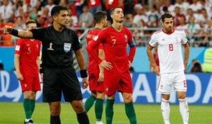 Irán vs Portugal: Persas empataron 1-1 sobre el final y asustaron a CR7