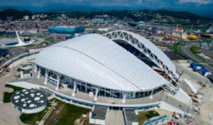 Sochi: conozca el estadio donde jugará Perú ante Australia