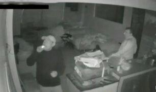 Villa el Salvador: delincuentes roban casa de profesora de secundaria